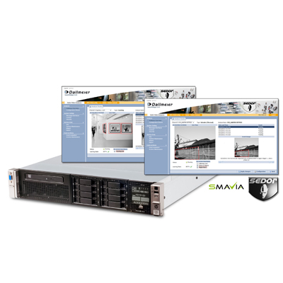 Dallmeier DVS 2500 video analysis server
