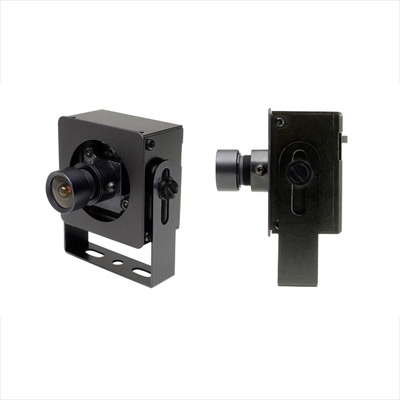 Dallmeier's MDF3000A-M - a colour CCTV camera with IR cut lens coating