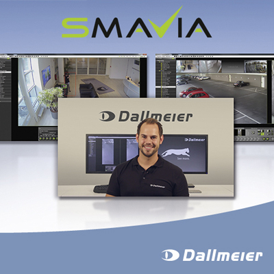 Dallmeier SMAVIA Viewing Client CCTV software