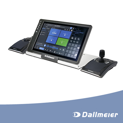 Dallmeier launches new Video Management Centre with touch screen