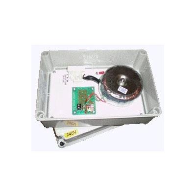 Dantech DA377 power supply with 1 x 4Amp 24V AC fused outputs