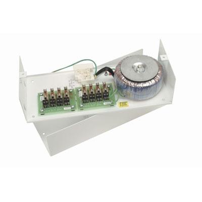 Dantech DA390 power supply with 8 x 0.5Amp 24V AC fused outputs