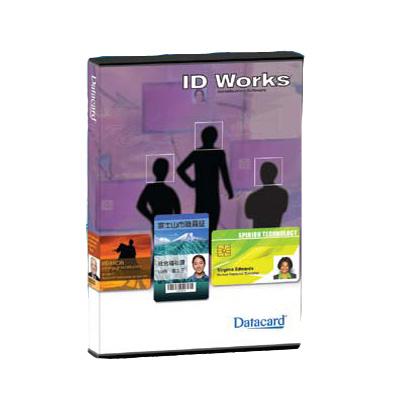 Datacard ID WORKS STANDARD IDENTIFICATION SOFTWARE for card design