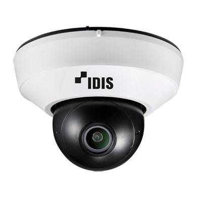 IDIS micro dome ideal for high end settings