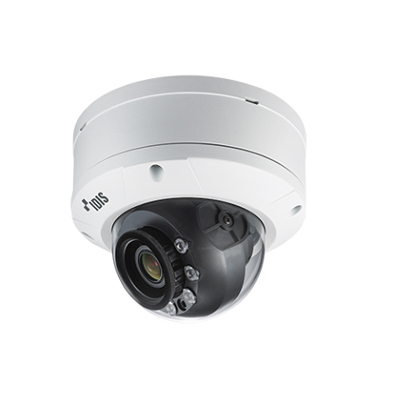 IDIS DC-D3C33HRX 12MP Vandal-Resistant IR Dome Camera With Heater