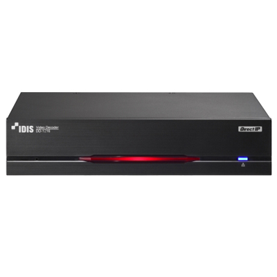 IDIS DD-1216 DirectIP 16 Channel Decoder
