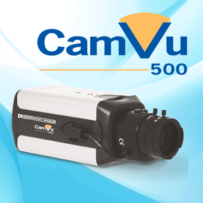 Dedicated Micros adds the CamVu500 to its range of CamVu IP cameras