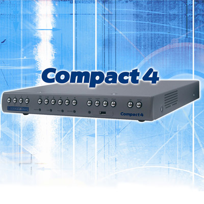 Dedicated Micros launches entry-level Compact 4