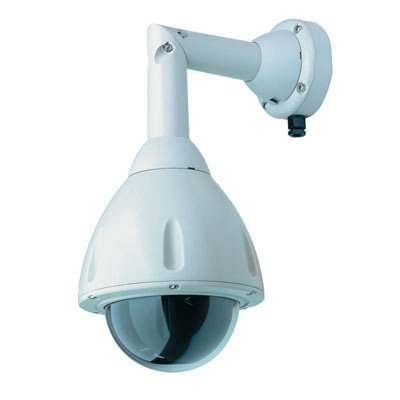 Dedicated Micros (Dennard) DM/2060-201 - 2060 Series, 1/4 530TVL true day / night external PTZ dome