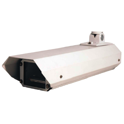 Dedicated Micros DM/504-002 CCTV camera housing with tamperproof fixings