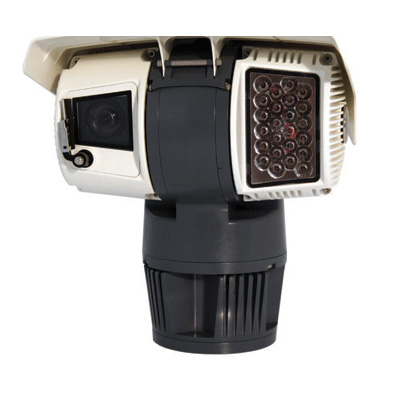 Dedicated Micros DM/8080-36D compact integrated ptz camera unit