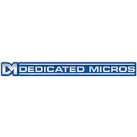 Dedicated Micros DM/CAM/22DOMEM chrome bubble