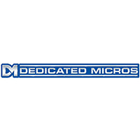 Dedicated Micros DM/CAM/VDAF1/A VSD22X Ceiling flush mount adapter