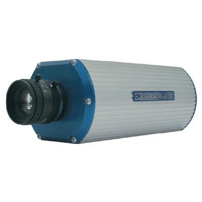 Dedicated Micros DM/CMVU-HYPERD network camera with WDR sensor and Netvu Connected techcnology