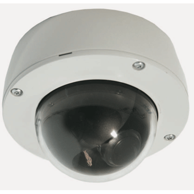 Dedicated Micros DM/CMVU-VHYPERX vandal resistant dome camera