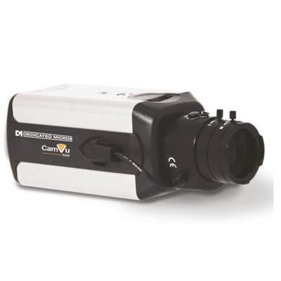 Dedicated Micros DM/CMVU500/P IP camera with 1/4 inch chip