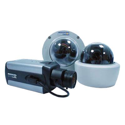 Dedicated Micros showcases its CamVu 720 wide dynamic range & day & night HD IP camera