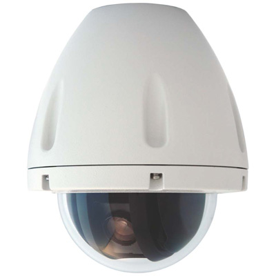 Dedicated Micros DM/CV/EIP18P PTZ 18x day / night IP dome camera