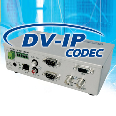Dedicated Micros DM/DVPB/CDC01 single channel encoder/decoder