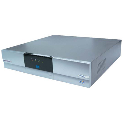 Dedicated Micros DM/DVPH/8H30 is a high definition video server with 8 camera inputs