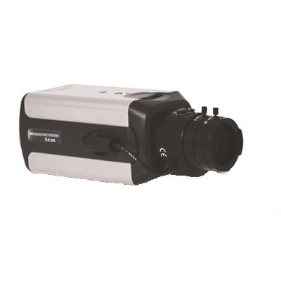 Dedicated Micros DM/ICE-DUM dummy camera c/w lens