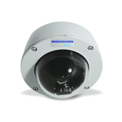 Dedicated Micros DM/ICEVS-ODNU39 surface mount vandal resistant dome camera