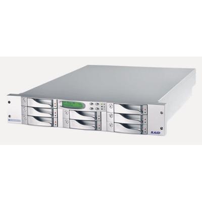 Dedicated Micros DM/RAID5/R8/2T4 digital video recorder with increased storage capacity