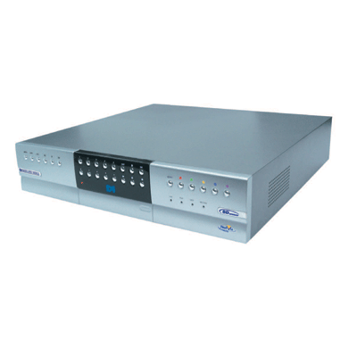 Dedicated Micros DM/SDACP16MIN digital video recorder with high performance embedded network video recorder