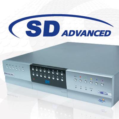 Dedicated Micros DM/SDAV16MAX 16 channel hybrid DVR