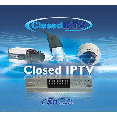 Dedicated Micros' presents the powerful SD Advanced (Closed IPTV) hybrid digital video recorder