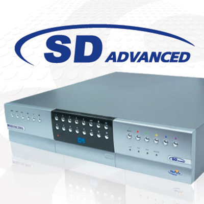 Dedicated Micros DM/SDAV32MAX 32 channel hybrid DVR