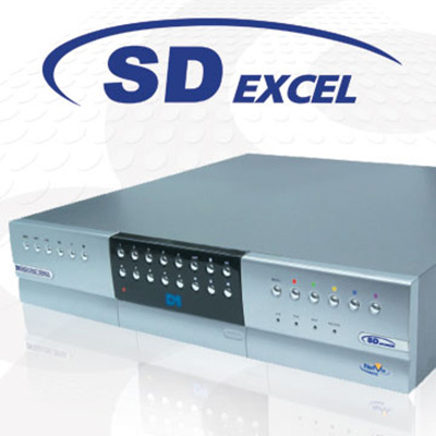Dedicated Micros DM/SDEX16MAX 16 channel hybrid DVR/NVR