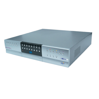 Dedicated Micros DM/SDEXC16MAX digital video recorders with 4TB local storage and expanable using MSU