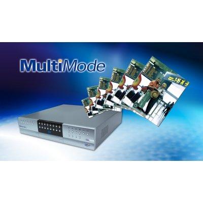 Dedicated Micros unveiled multimode recording