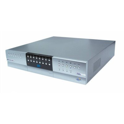 Dedicated Micros DS2P16DVD-500GB 16 channel DVR with 500GB storage