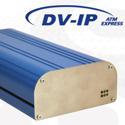 Dedicated Micros DV-IP ATM Express with live viewing and recording