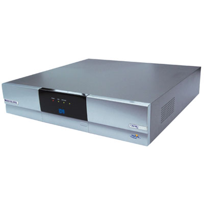 Dedicated Micros DV-IP NV4 Enterprise class NVR/DVR with 32 channels and 6 TB storage