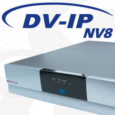Dedicated Micros adds the DV-IP NV8 to its flagship DV-IP product range