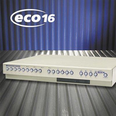 Dedicated Micros ECO16 CD-500GB 16 camera DVR with 500GB storage