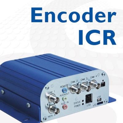 Dedicated Micros Encoder ICR encoding analogue camera to IP stream