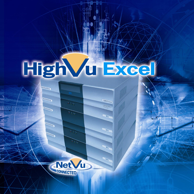 Dedicated Micros shows enterprise with HighVu Excel