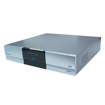 Dedicated Micros MSUA1T25 high capacity external storage with 1.25TB storage