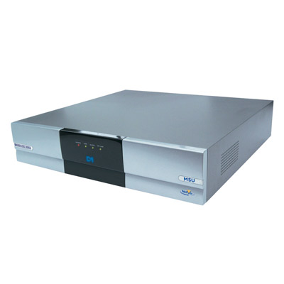 Dedicated Micros launches intelligent Managed Storage Unit (MSU) to offer high-capacity resilient digital CCTV storage