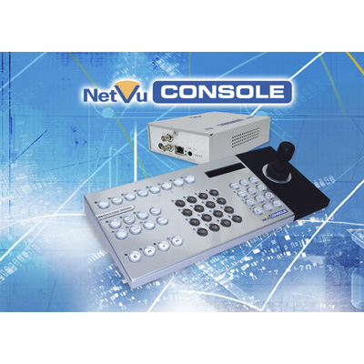 Dedicated Micros launches NetVu Console for user-friendly networked CCTV