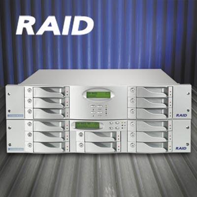 Dedicated Micros RAID R8 6T0 long term hard disk storage