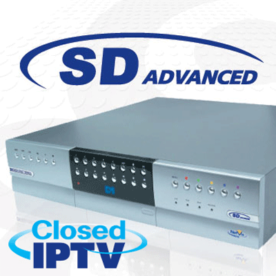 Dedicated Micros introduces the Closed IPTV SD Advanced model