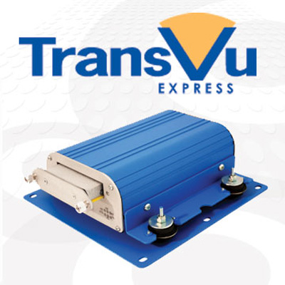 Dedicated Micros TransVu Express mobile video recorder and server