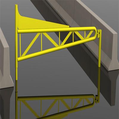Delta Scientific Corporation MG215 beam barrier