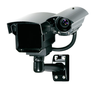 Derwent REG-D1-835XC-01 license plate camera with 600 TVL and 35 mm lens