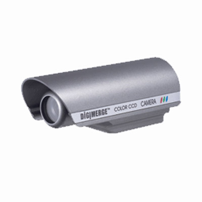 Digimerge DB5200 - hi-res colour bullet camera with sunshade